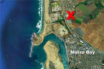 Morro Bay Residential Lots & Land For Sale: 460 Errol Street