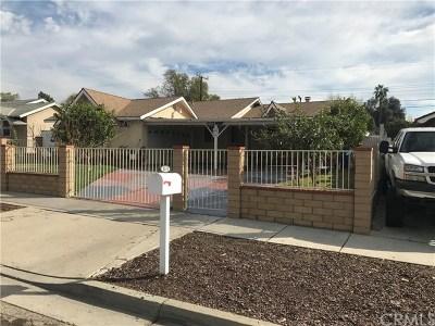 Riverside Single Family Home For Sale: 8578 Glencoe Drive