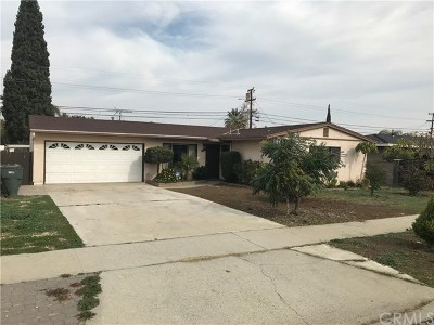 Corona Single Family Home For Sale: 917 W Francis Street