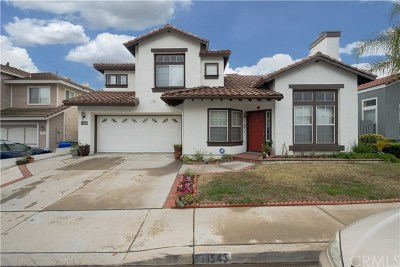 Rancho Cucamonga Single Family Home For Sale: 11545 Colorno Drive