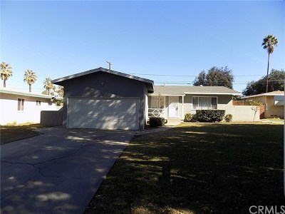 Riverside Single Family Home For Sale: 3085 Bautista Street