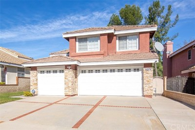 Chino Hills Single Family Home For Sale: 3134 Sunny Brook Lane
