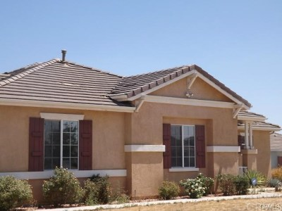 Perris Single Family Home For Sale: 3601 Buttercup Circle