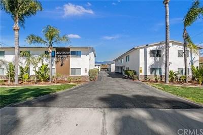 Loma Linda Multi Family Home For Sale: 25356 Cole Street