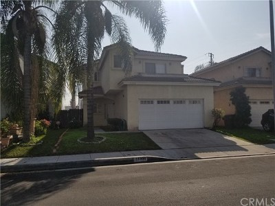 El Monte Single Family Home For Sale: 11308 Iris Lane