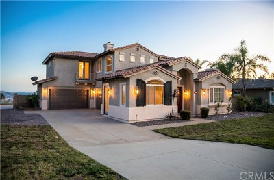 Rancho Cucamonga Single Family Home For Sale: 9899 Summerhill Road