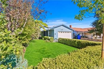 Pasadena Single Family Home For Sale: 3921 Blanche Street