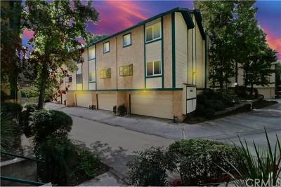 Monrovia Condo/Townhouse For Sale: 1614 S Mayflower Avenue #B