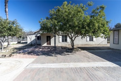 Wildomar Single Family Home For Sale: 24075 Manzanita Road