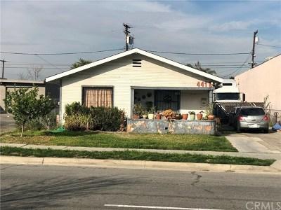 Colton Single Family Home For Sale: 441 E Valley Boulevard