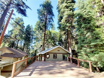 Lake Arrowhead Single Family Home For Sale: 862 Oakmont Lane