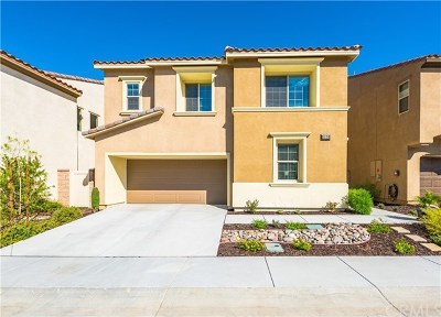 Single Family Home For Sale: 24134 Lavender Drive