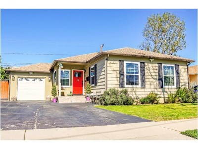 Single Family Home For Sale: 2717 W 146th Street