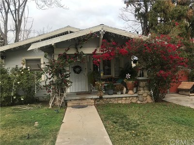 Riverside Single Family Home Active Under Contract: 3355 Holding Street