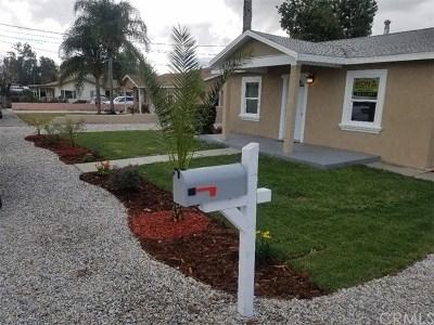 Riverside Single Family Home For Sale: 6851 Lomita Street