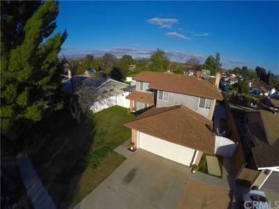 Moreno Valley Single Family Home For Sale: 13096 Thistle Brook Drive