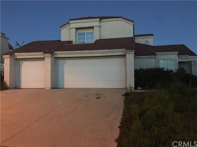 Moreno Valley Single Family Home For Sale: 12348 Brewster Drive