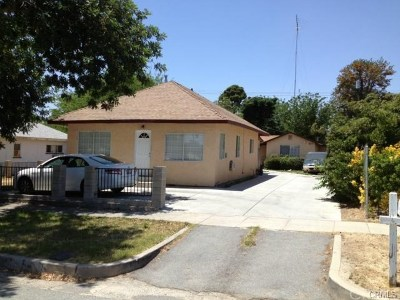 Banning Multi Family Home For Sale: 513 N 4th Street
