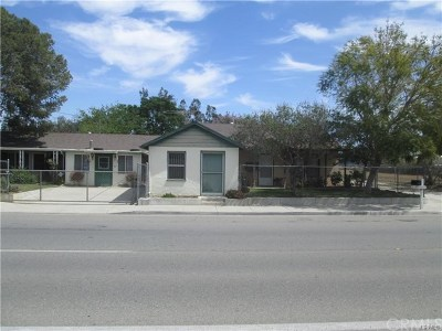 Jurupa Single Family Home Active Under Contract: 5024 Etiwanda Avenue