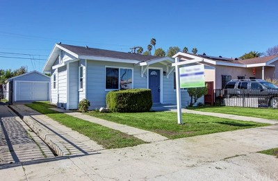 Los Angeles Single Family Home For Sale: 6423 7th Avenue