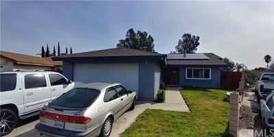 Fontana Single Family Home For Sale: 7755 Texas Way