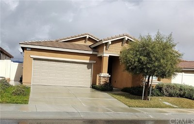 Beaumont Single Family Home For Sale: 1534 Tattlesall