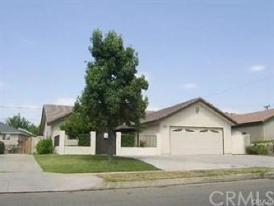 San Bernardino Single Family Home For Sale: 3924 Modesto Drive