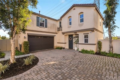 Chino Condo/Townhouse For Sale: 8045 Meridian Street
