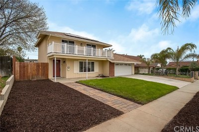 Corona Single Family Home For Sale: 1662 S Belle Avenue