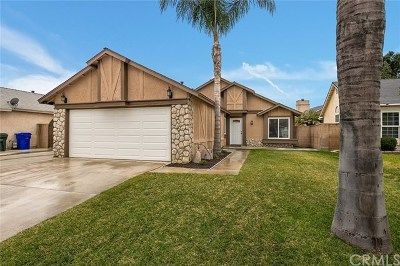 Fontana Single Family Home For Sale: 11728 Homewood Place
