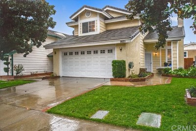 Rancho Cucamonga Single Family Home For Sale: 9821 Yale Drive