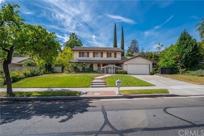 Riverside Single Family Home For Sale: 1280 Country Club