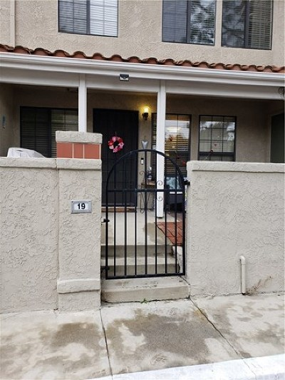 Rancho Cucamonga CA Condo/Townhouse For Sale: $279,888