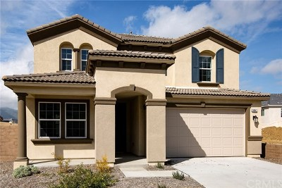 Corona Single Family Home For Sale: 24847 Acadia Drive