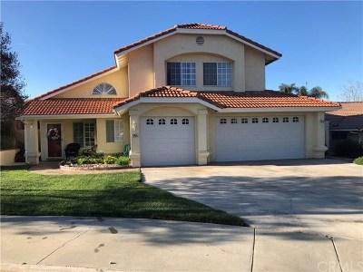 Yucaipa Single Family Home For Sale: 35455 Beech Avenue