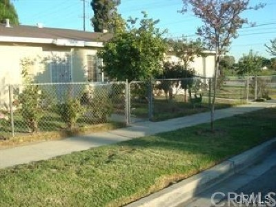 Pomona Multi Family Home For Sale: 11399 Wesley Avenue