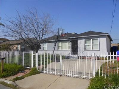 Rialto Single Family Home For Sale: 530 W Ramona Drive