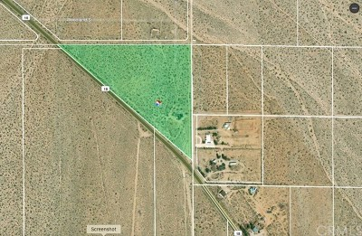 Lucerne Valley Residential Lots & Land For Sale: 35150 State Highway 18
