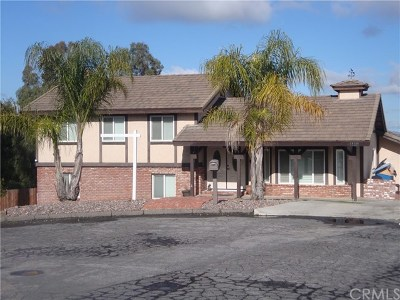 Riverside, Temecula Single Family Home For Sale: 29515 Avenida Del Sol