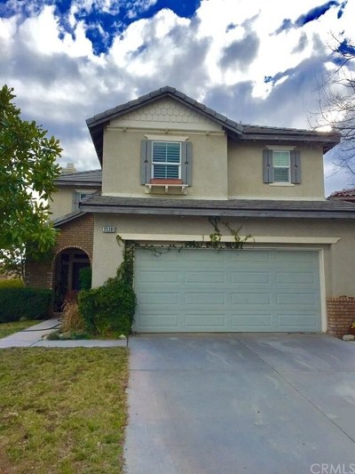 Beaumont Single Family Home For Sale: 35381 Trevino Trail