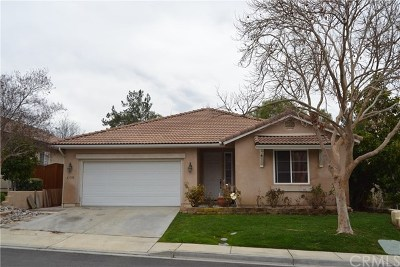 Temecula Single Family Home For Sale: 41770 Monterey Place
