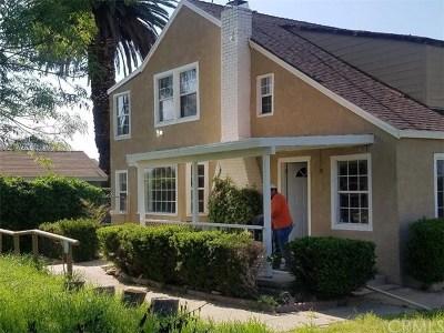 Riverside Single Family Home For Sale: 2304 Van Buren Boulevard