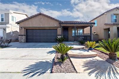 Moreno Valley Single Family Home For Sale: 25953 Corte San Leandro