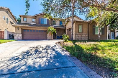 Eastvale Single Family Home For Sale: 13537 Rainier Avenue