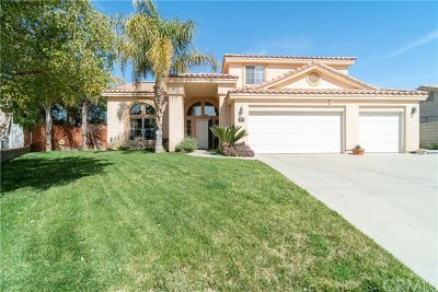 Hemet Single Family Home For Sale: 942 Sarazen Street