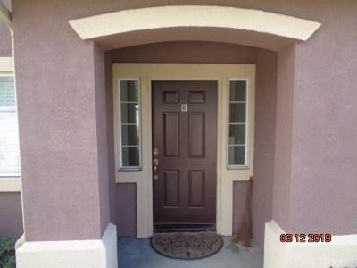 Canyon Lake, Lake Elsinore, Menifee, Murrieta, Temecula, Wildomar, Winchester Rental For Rent: 26125 Oakcreek Union Drive #B
