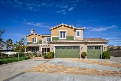 Riverside Single Family Home For Sale: 16898 Nandina Avenue
