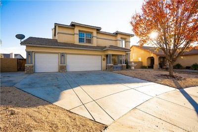 Menifee Single Family Home For Sale: 25703 Motte Circle
