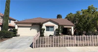 Riverside, Temecula Single Family Home For Sale: 812 Lomond Drive
