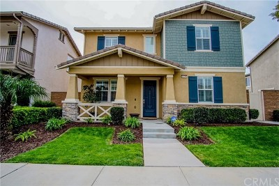 Chino Single Family Home For Sale: 6239 Satterfield Way